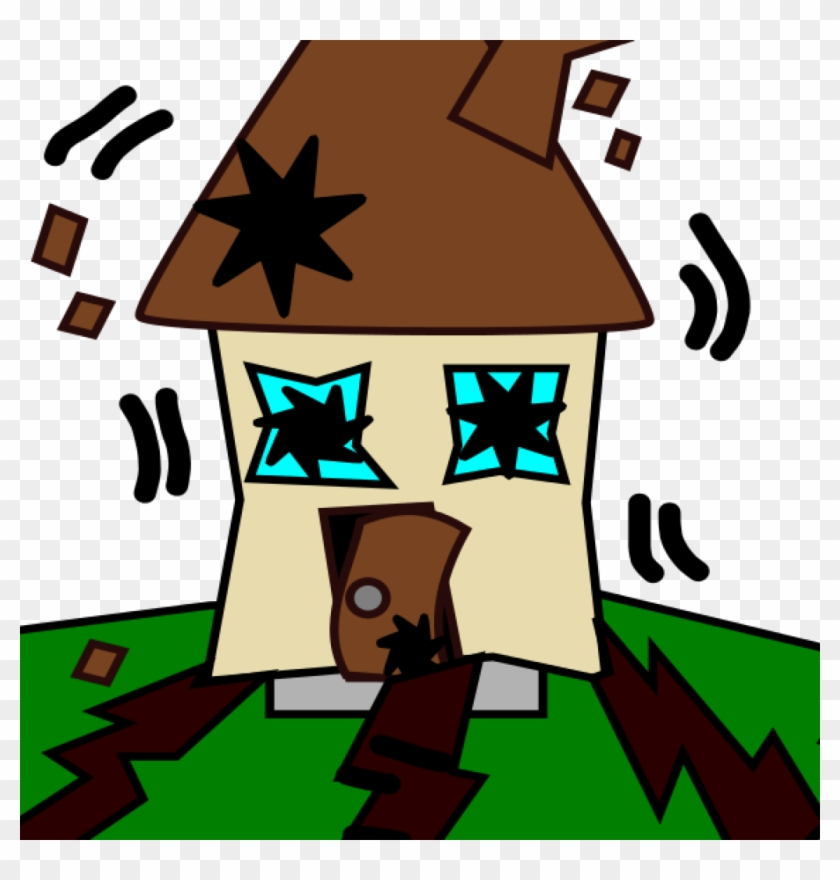 Earthquake Clipart Free Clipart Earthquake With House Earthquake Clipart Png Free Transparent Png Clipart Images Download