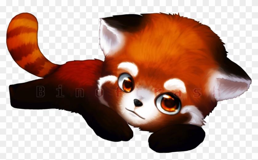 Red Panda Transparent Images All Clip Art Red Panda Kawaii Png