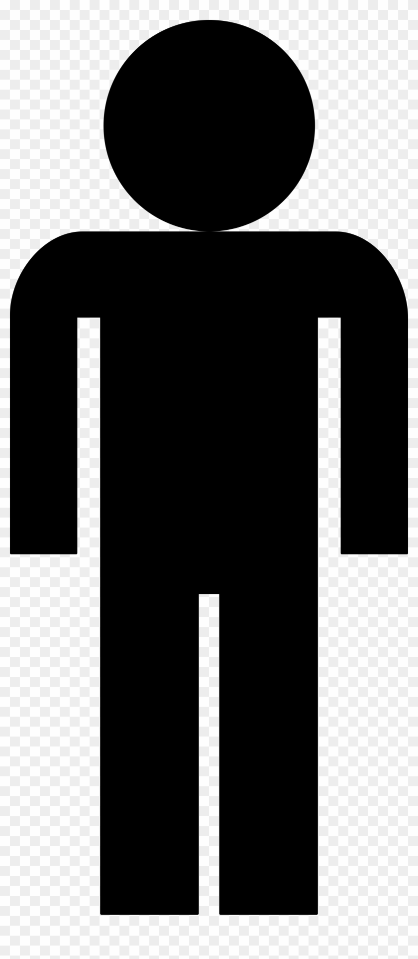 Man Figure Clipart - Człowiek Clipart #132399