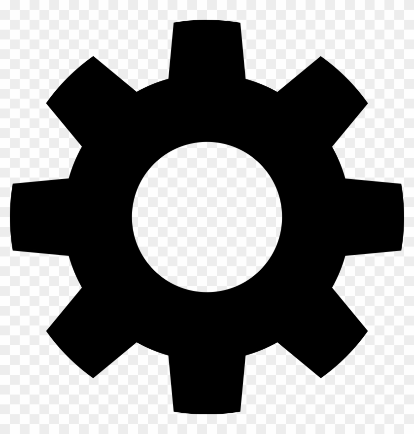 This Free Icons Png Design Of Option Button Symbol - Gear Icon Png #132422