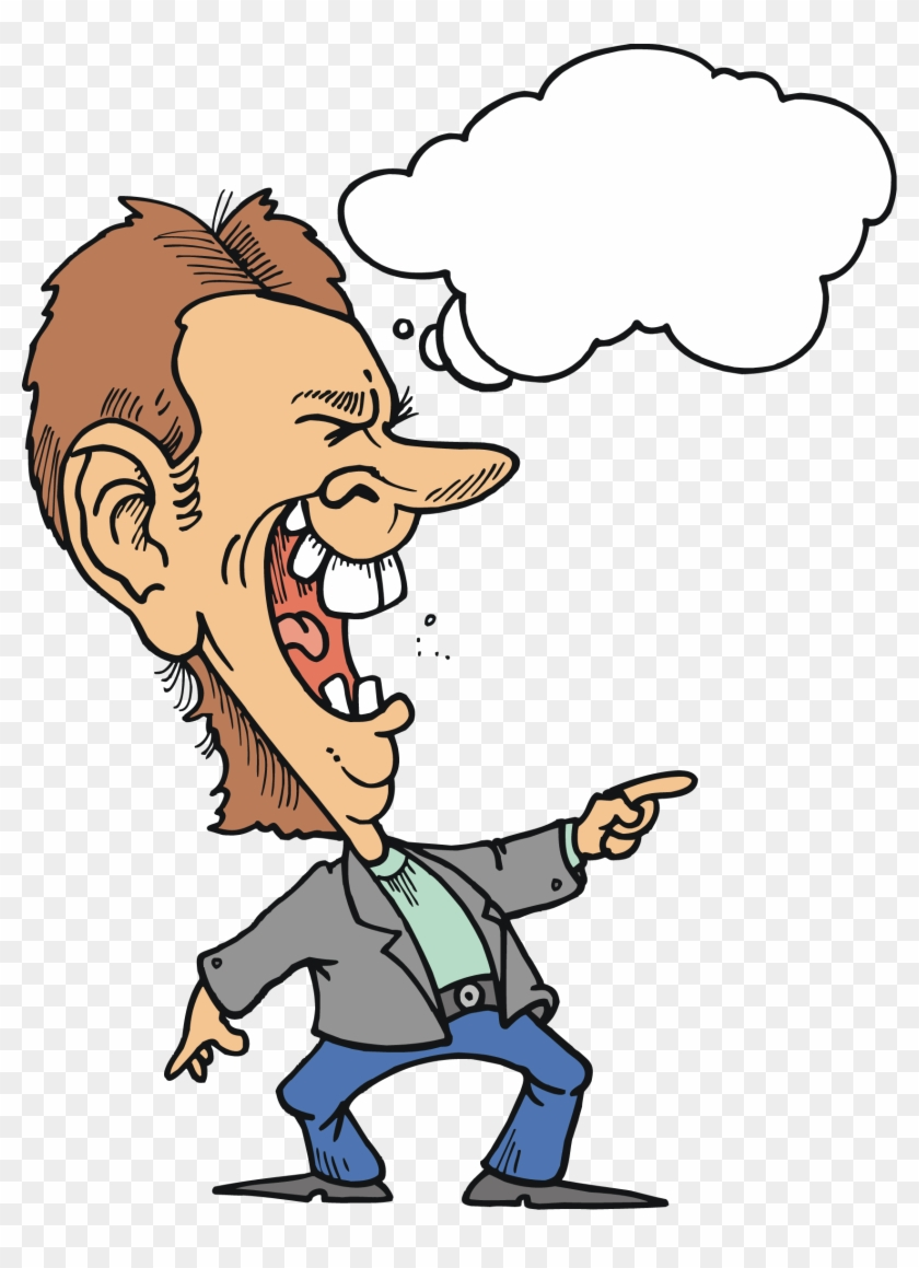 Png - - People Laughing Clip Art #132436