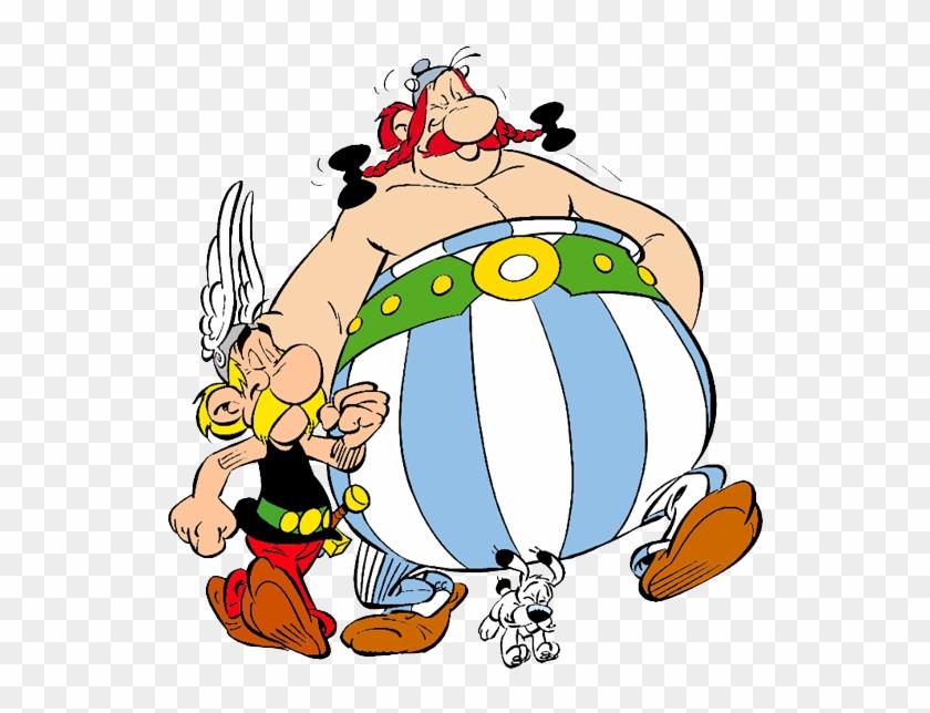 Dibujos De Asterix Y Obelix #132456