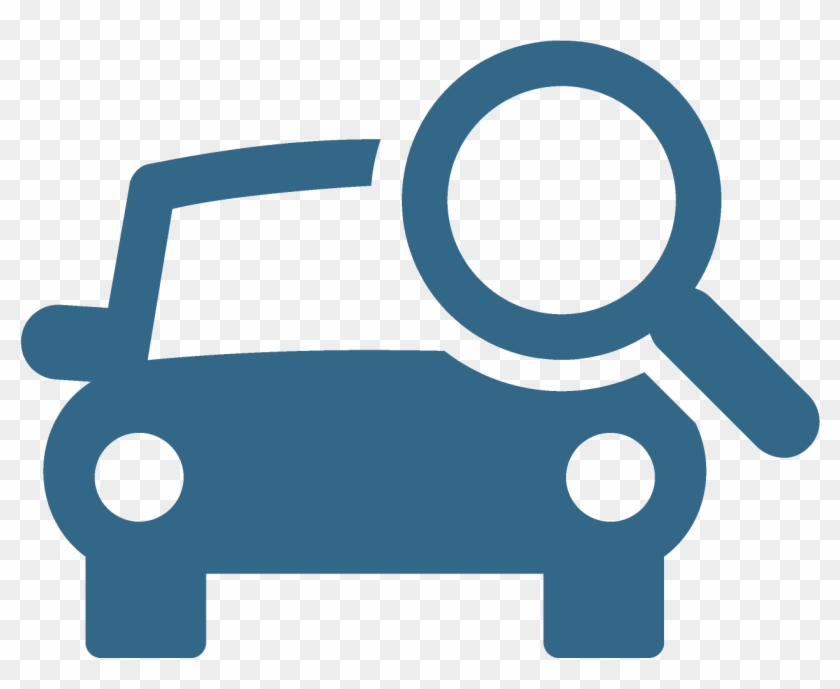 Car Search Icon Png Clipart - Car Search Icon Png #132473