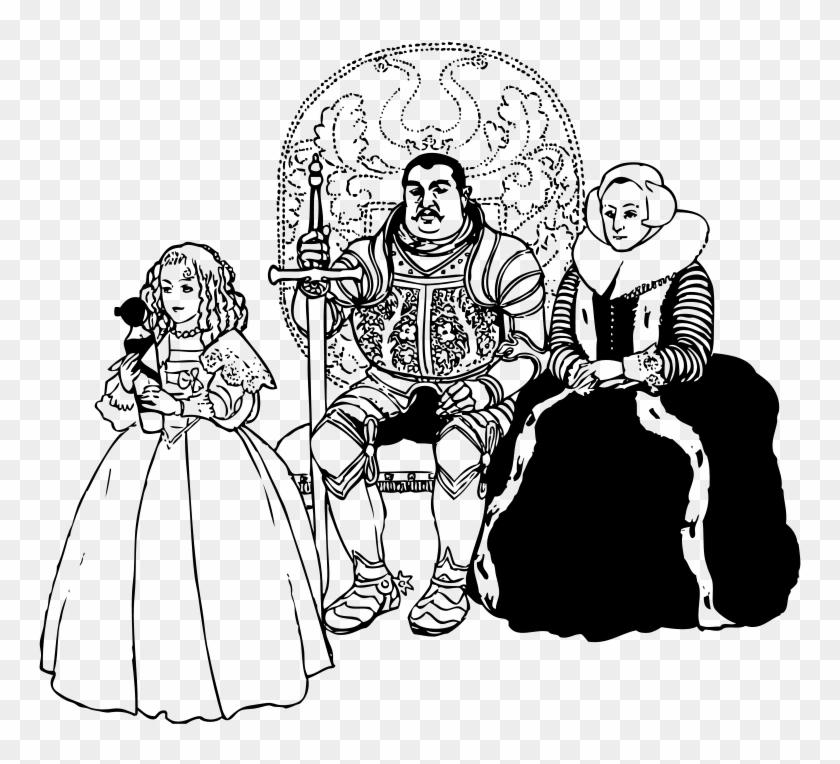 Rei Rainha E Princesa #132498