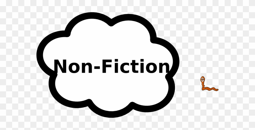 Nonfiction Label Sign Clip Art At Clker - Word Fairy Tale Clipart #132556