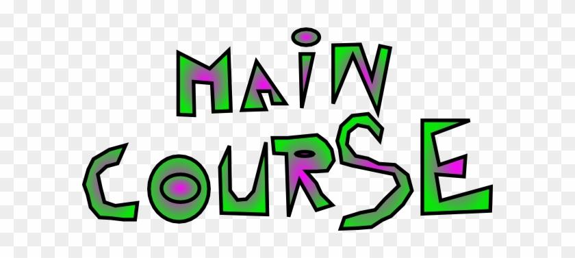 Main Course Clip Art - Clipart Main Course Png #132559