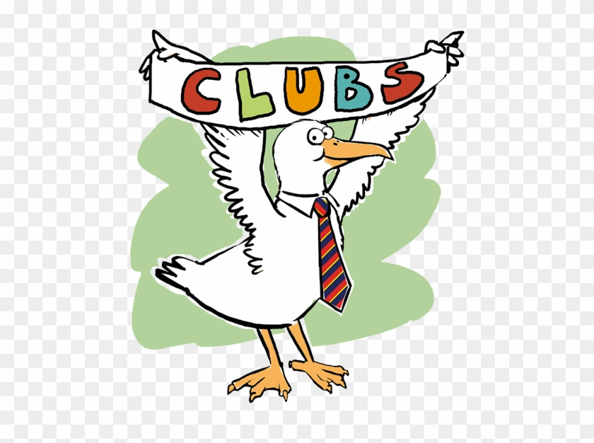 Club Clipart Weekend Activity - Club Day At School #132697