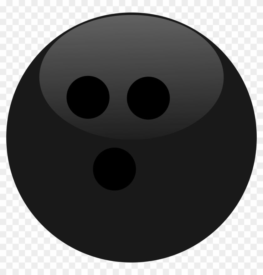Clipart - Bowling Ball Sprite #132717