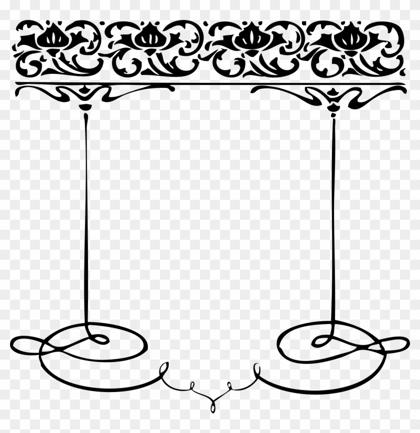 Lines Clipart Line Frame - Borders And Frames Clip Art - Free ...