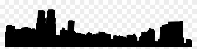 Image Of City Skyline Clipart - City Skyline Png #132906