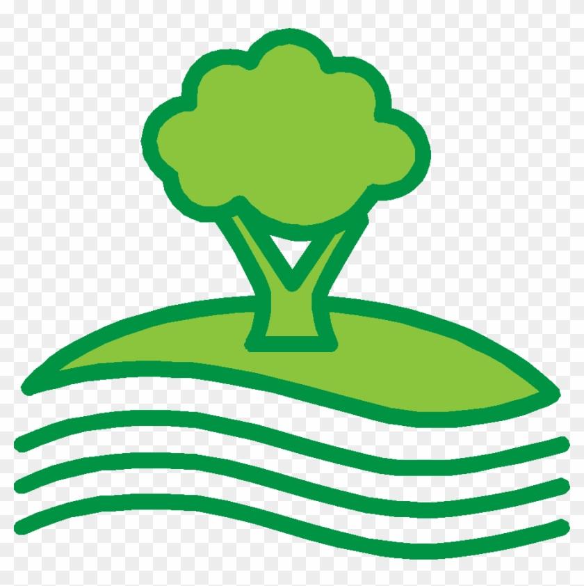 Fall Lawn Care Clip Art High Definition - Likas Na Yaman Clipart #133027