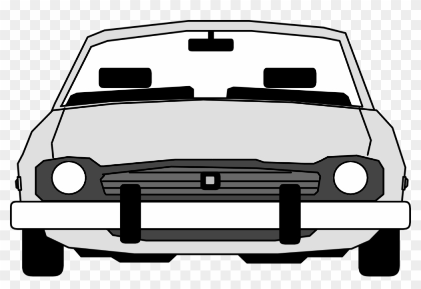 Clip Arts Related To - Car Elevation Front View #133057