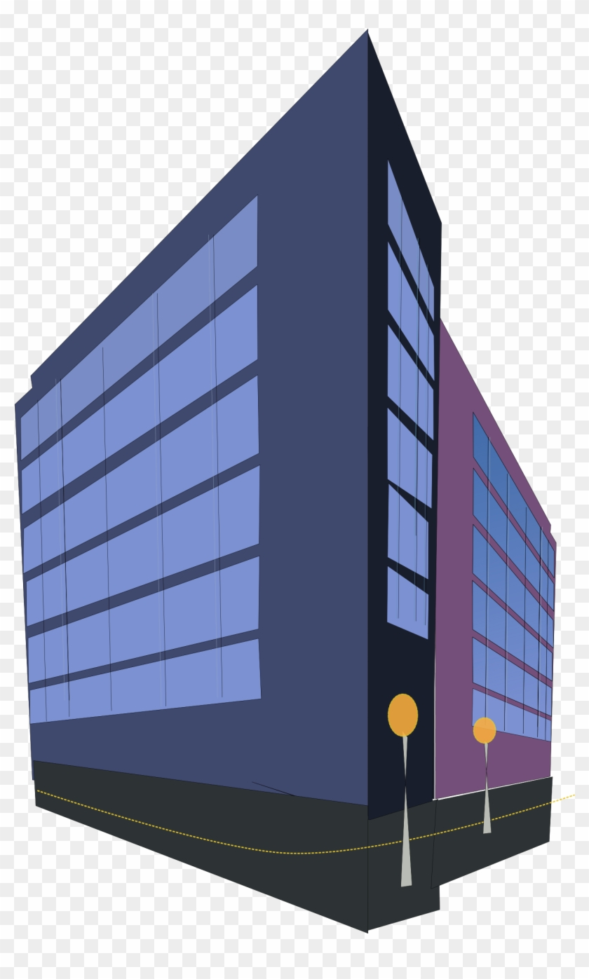 Office Building Clipart - Building Clipart Png #133094