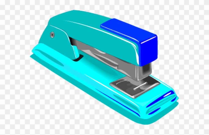 Stapler Clipart - Clip Art Stapler #133103