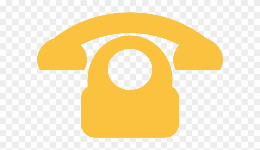 Free Yellow Telephone Cliparts, Download Free Clip - Yellow Phone Clipart #133247