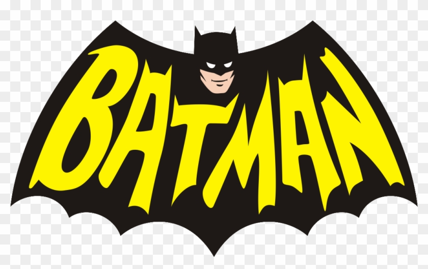 There Is 37 Batman And Robin Symbol Free Cliparts All - Batman Logo Retro #133311