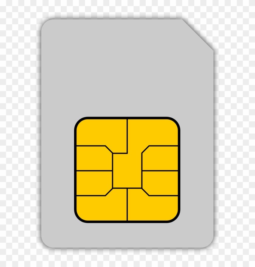 Get Notified Of Exclusive Freebies - Sim Card Png #133345