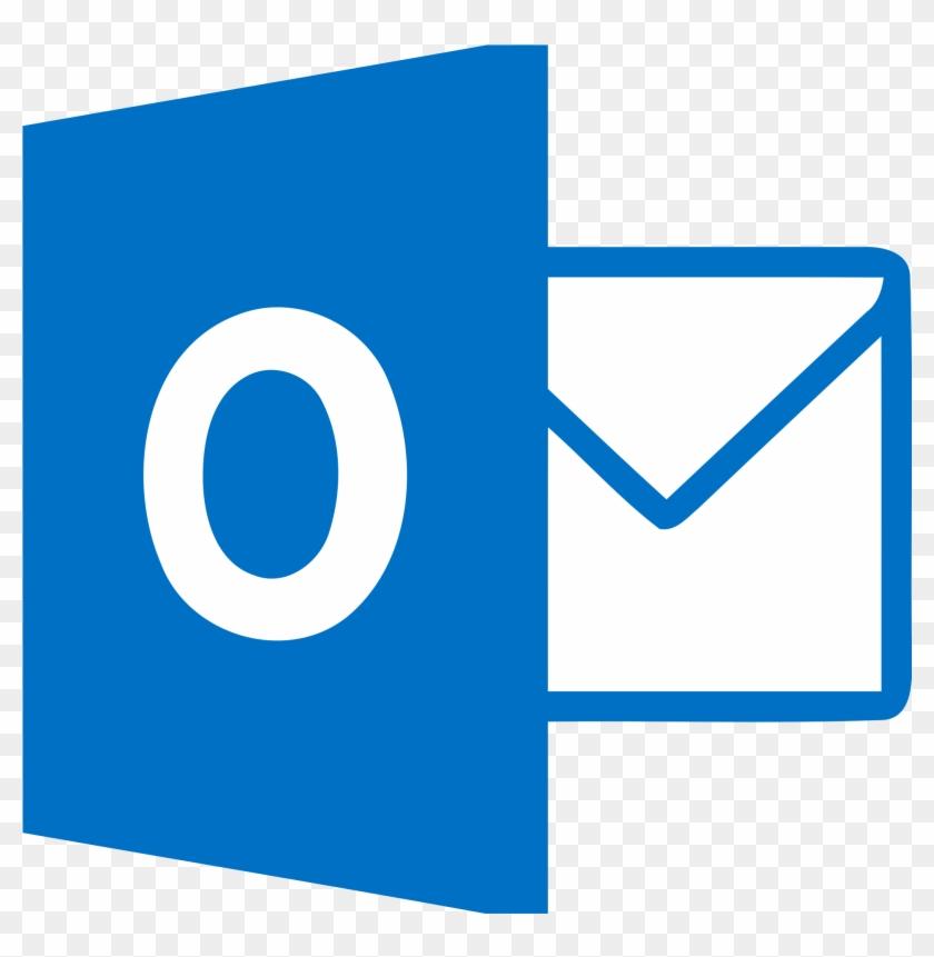 Open - Microsoft Outlook Logo #133415