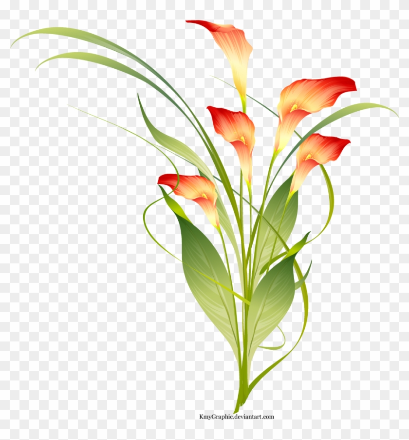 Bouquet By Kmygraphic Bouquet By Kmygraphic - Flowers In Png Format #133437