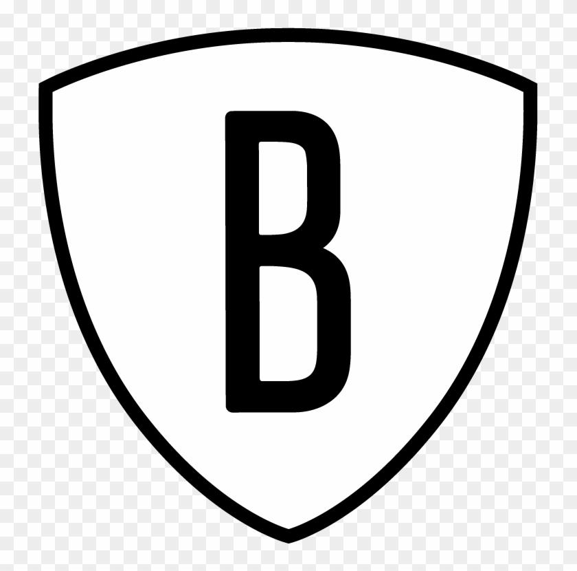 Brooklyn Nets 2012 2013 Srgb Optimized Graphics - Brooklyn Nets B Logo #133439