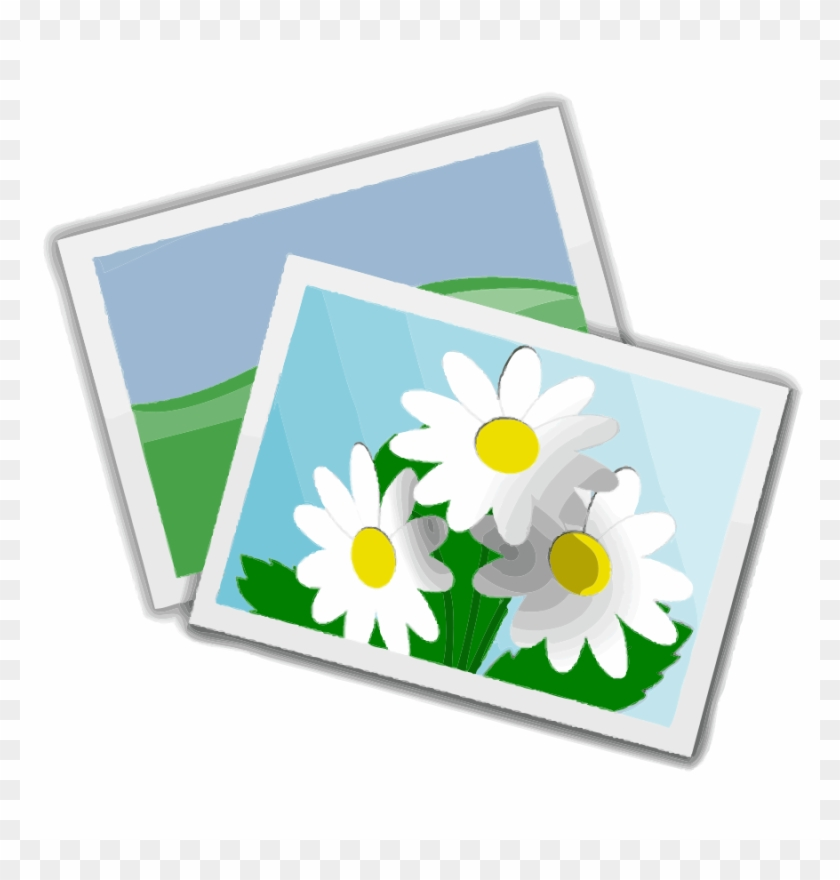 Photos With Nature Medium 600pixel Clipart, Vector - Clipart Of A Photograph #133588