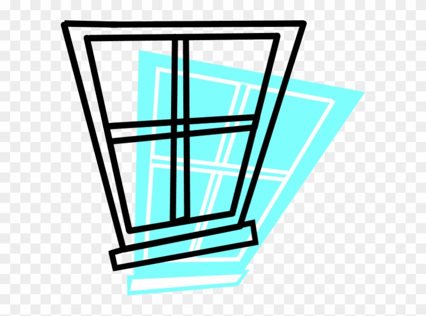 Png Window Clipart - Window Clip Art #133629