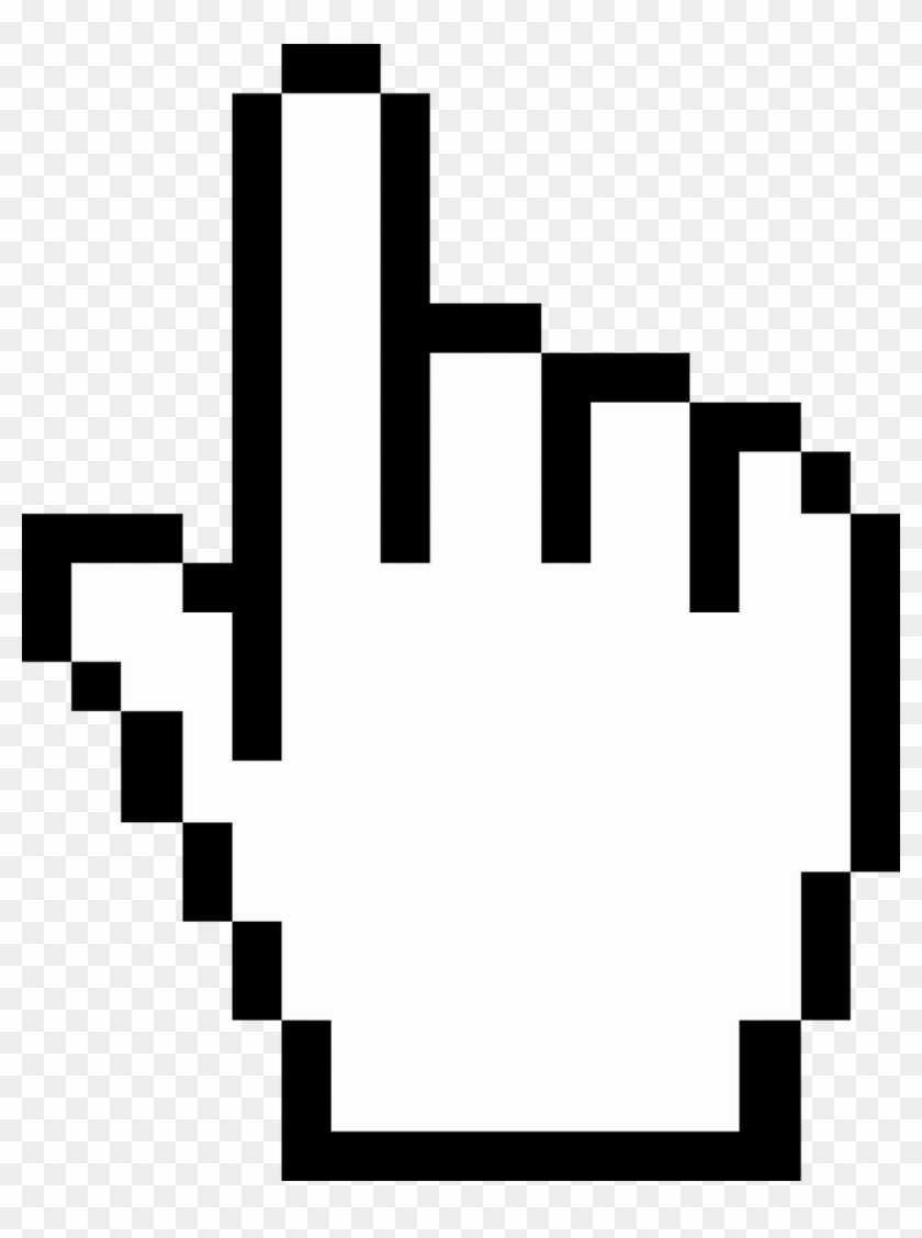 Free Mouse Pointer - Hand Cursor #133719