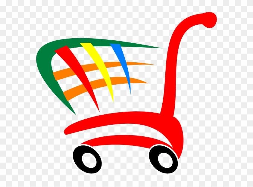 Cart Clipart Online Shop - Shopping Carts Clip Art #133875