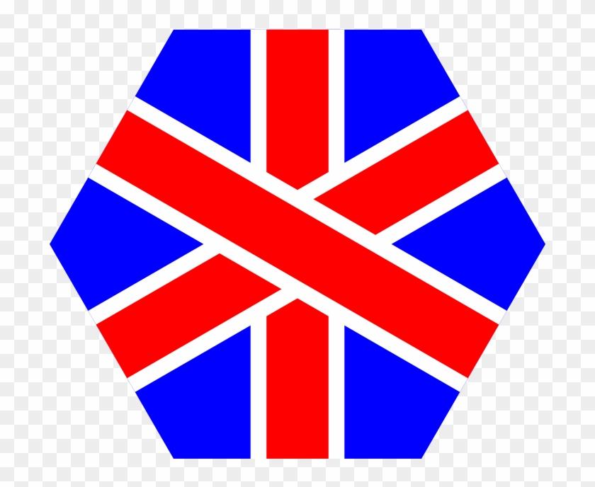 English Hexagon - Hexagon Cliparts #133976