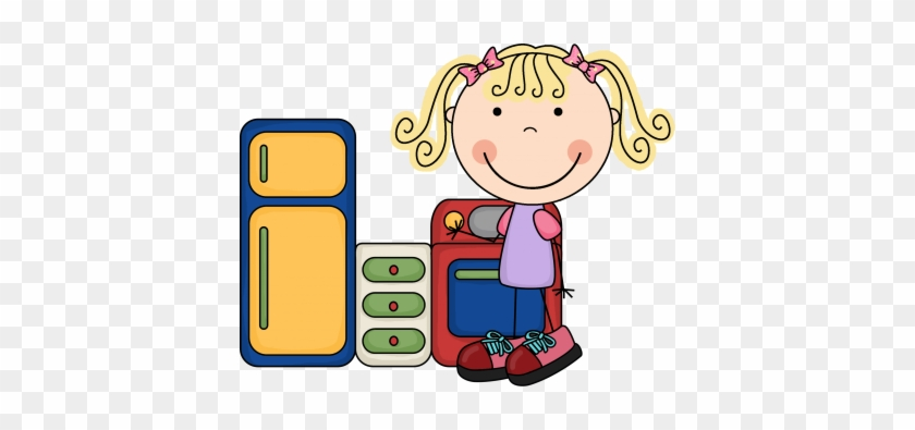 Preschool Centers Clip Art Free Clipart Images - Dramatic Play Center Clipart #134096