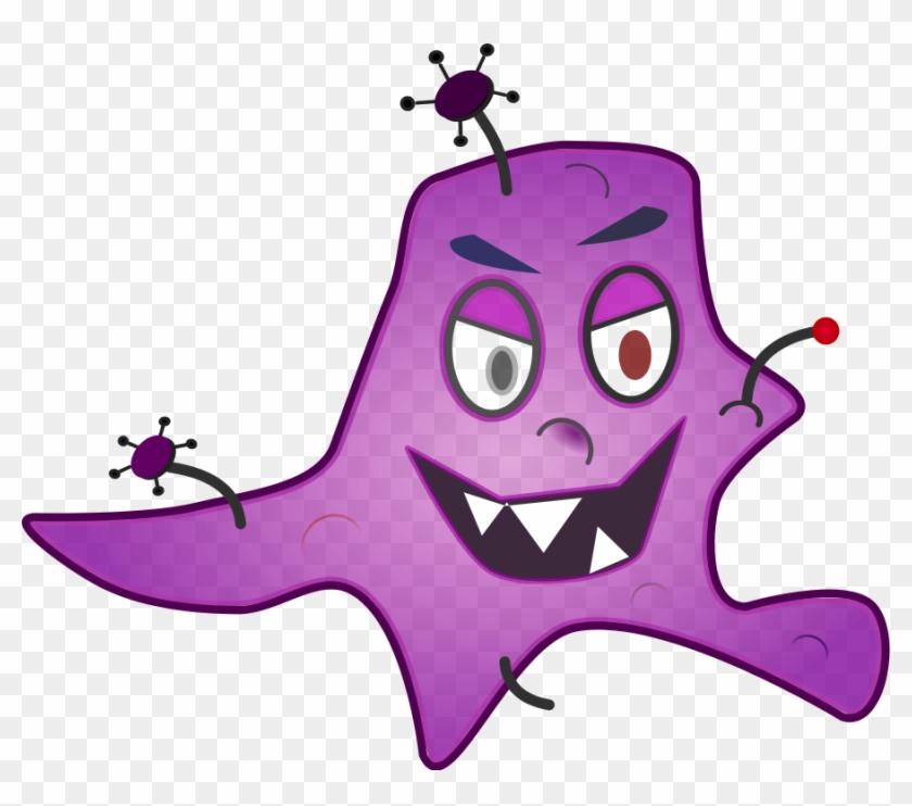 Germ 1c Large 900pixel Clipart, Germ 1c Design - Germ Clipart #134302
