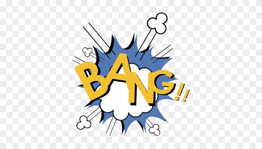 Bang Cliparts - Big Bang Clip Art #134425
