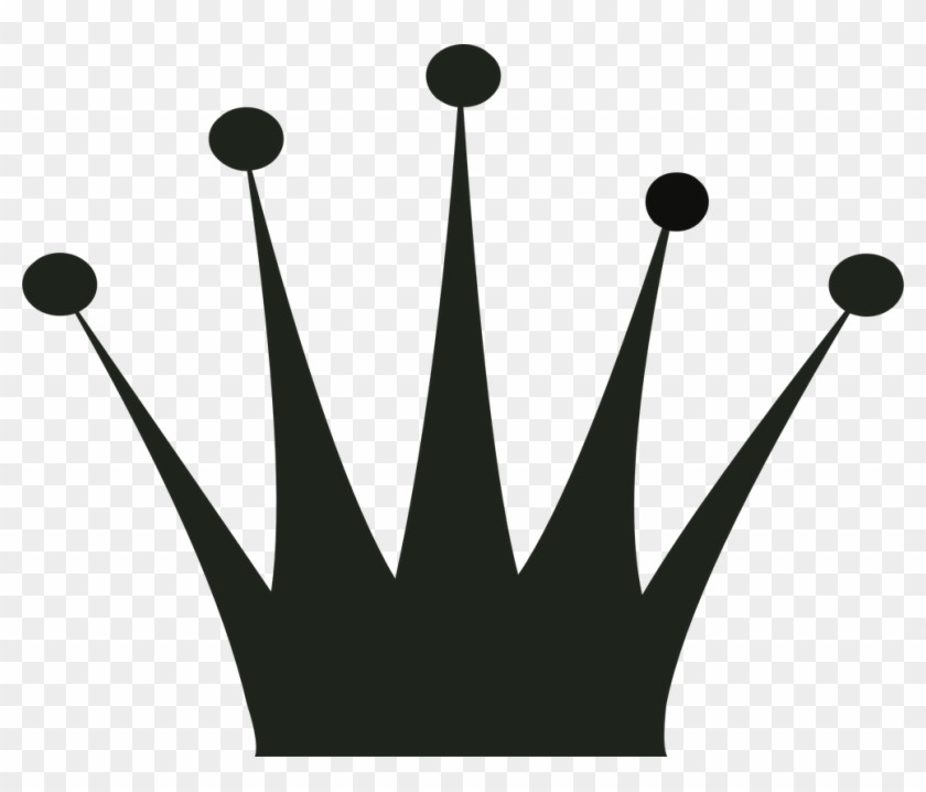 Picture - Crown Stencil Png #134441