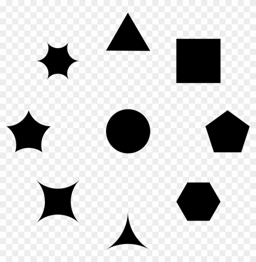 9 Supreme Shapes - Geometry #134454