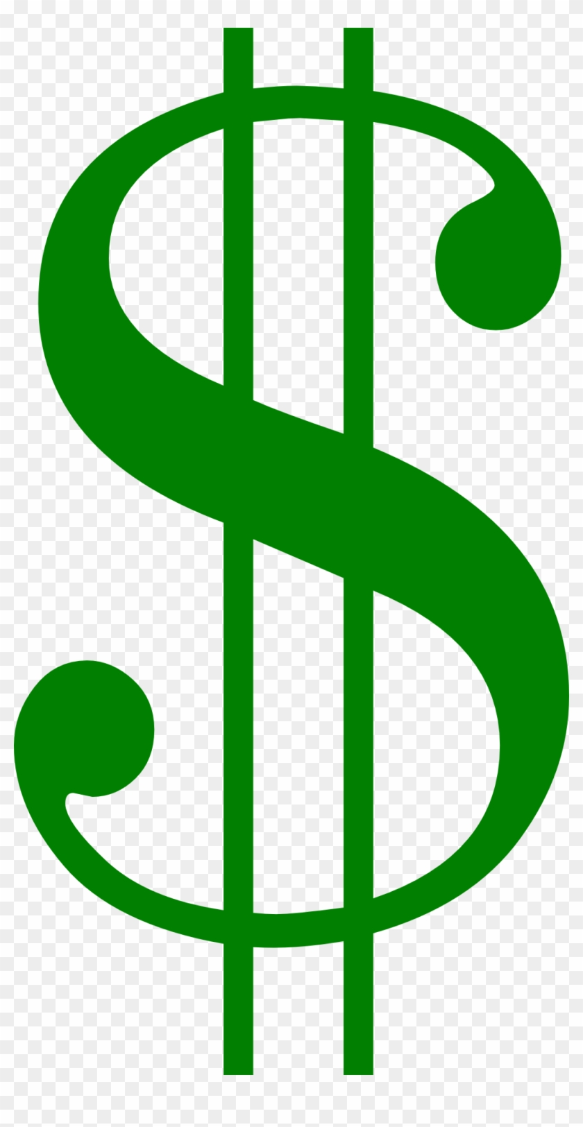 Permalink To Dollar Sign Clipart Free Clipart - Dollar Sign Png #134536