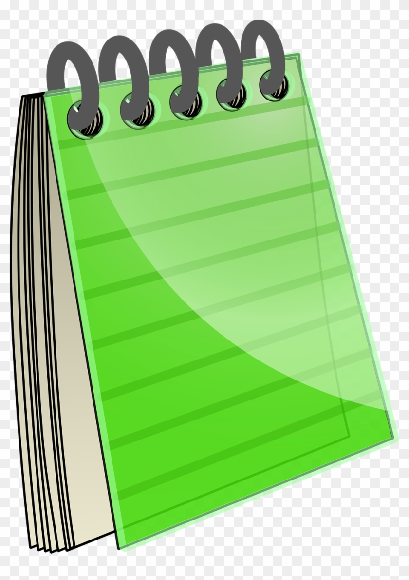 Free To Use Amp Public Domain Book Clip Art - Clip Art Notebook #134602