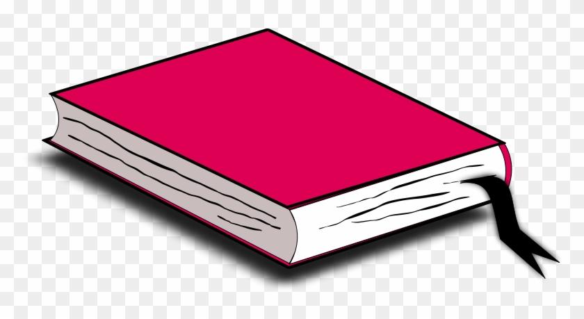 Free Book - Small Book Clip Art #134635