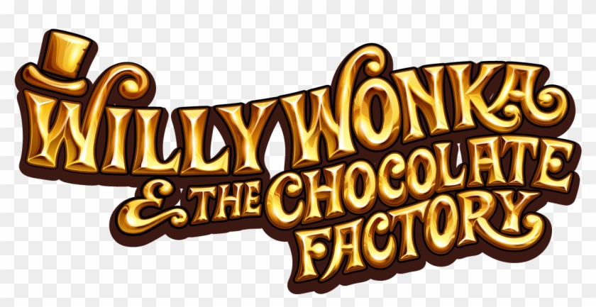 Wonka Chocolate Factory Logo - Willy Wonka Chocolate Factory Sign #134744