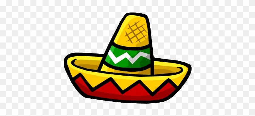 Mexican Sombrero Clip Art Free Source Http Com Sombrero - Mexican Hat #134769