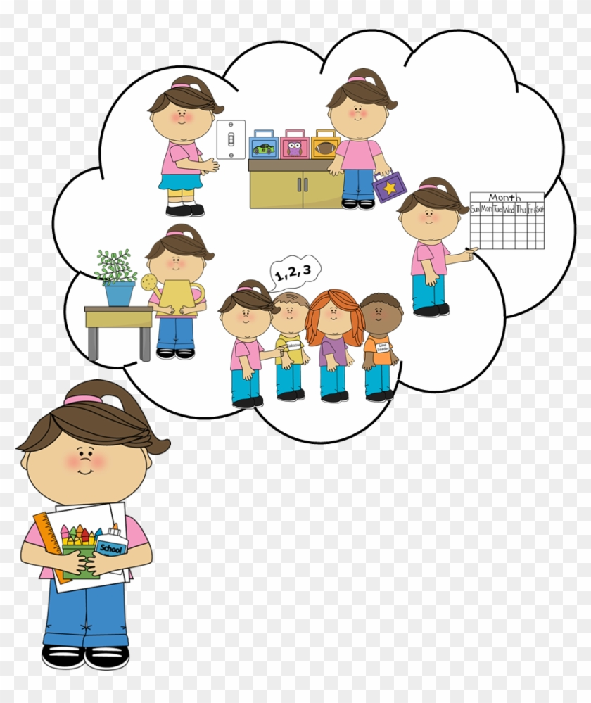 Student Responsibility Clipart
