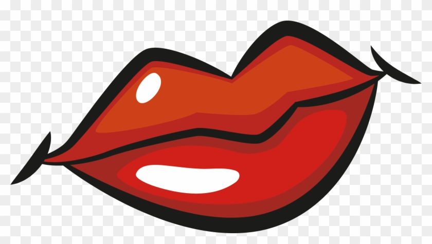 cartoon lip drawing clip art drawings of cartoon lips free rh clipartmax com Red Lips Clip Art Lips Clip Art