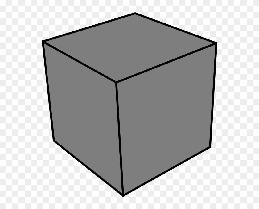 Cube Clip Art - Cube Clipart #135116