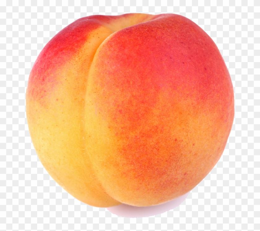 Peach Transparent Images Free Download Clip Art - Peach Png #135265