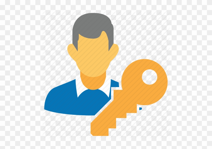 Log Clipart User Profile - User Login Icon Png #135315