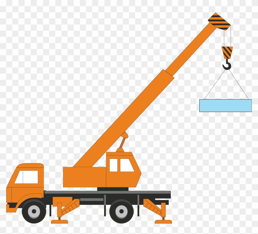 Log - Crane Clipart #135330