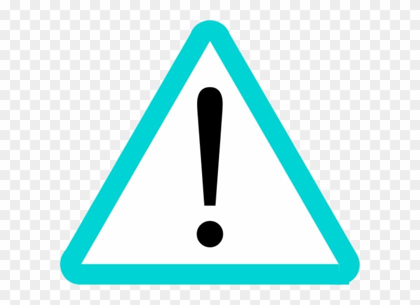Attention Warning Vector Clip Art - Clipart Attention #135354