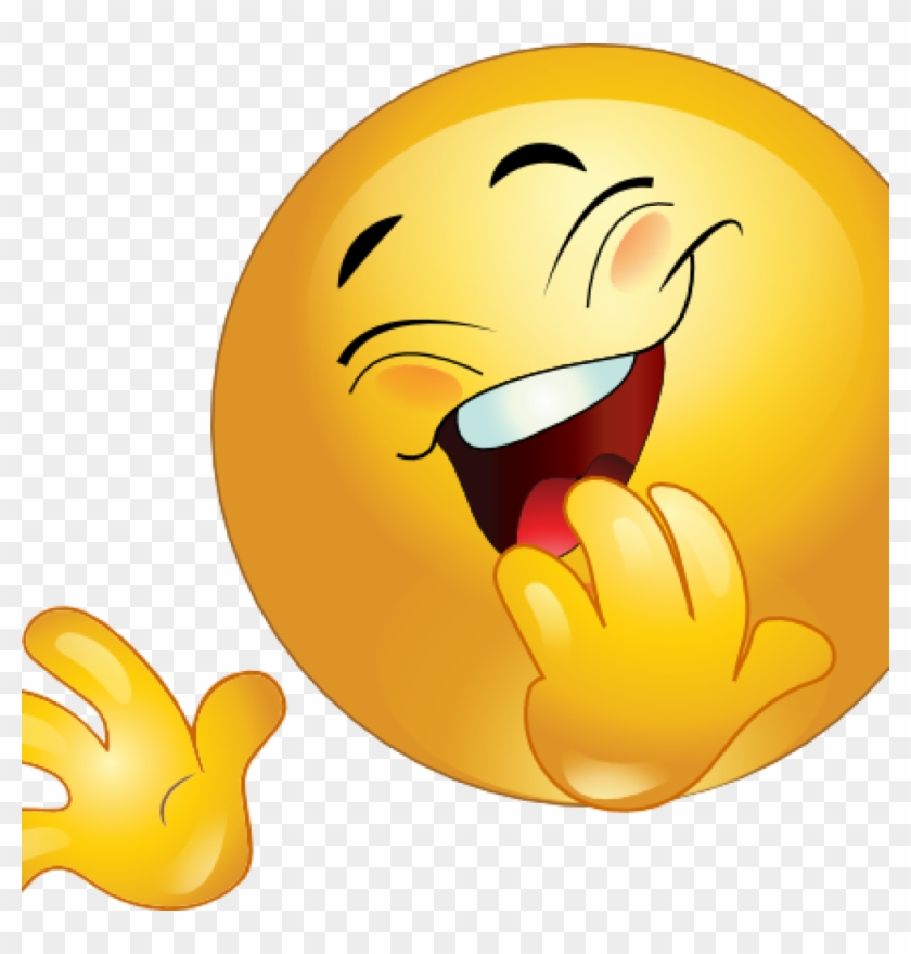 Laughing Face Clip Art Laughing Smiley Face Clip Art - Laughing Smiley #135505