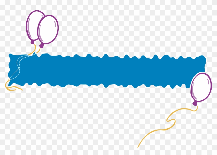 Birthday Cake Banner Clip Art Party Banner Clipart Free