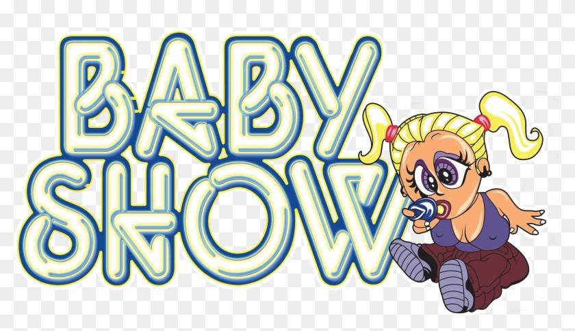 Babyshow Logo 2015 Full Sticker Edit - Baby Show #135606