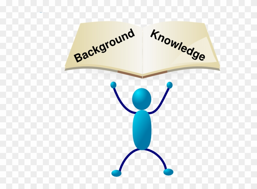 Knowledge Clipart Prior Knowledge - Stick People Clip Art #135750